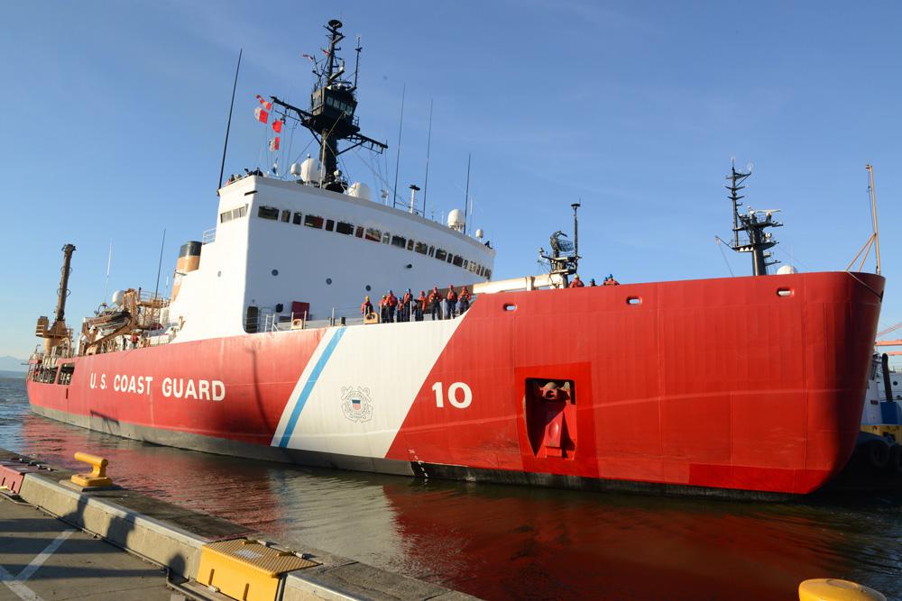 US Coast Guard's last heavy icebreaker won't make it past 2023