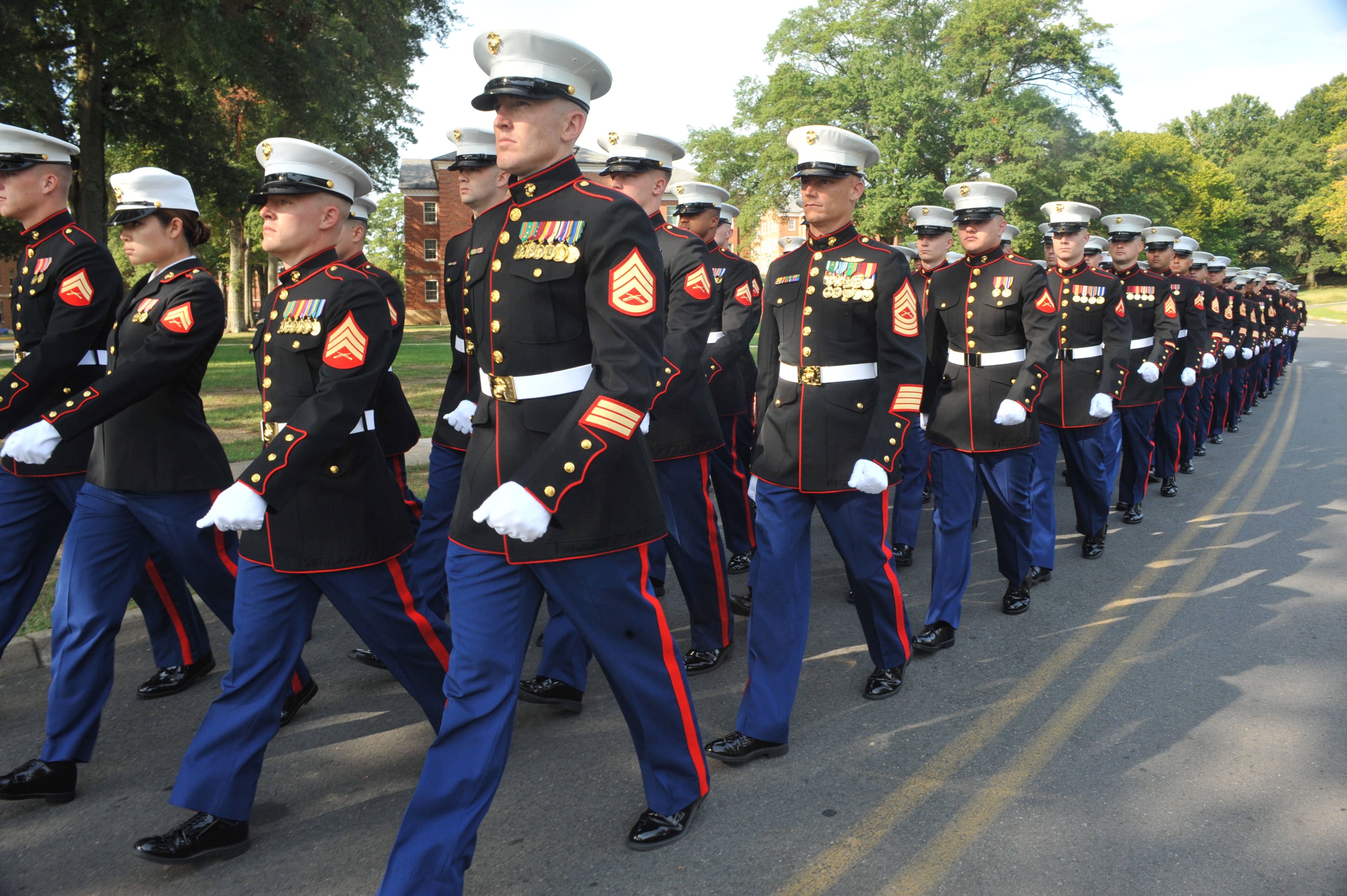 About 40 Marines sent to reinforce embassy in South Sudan