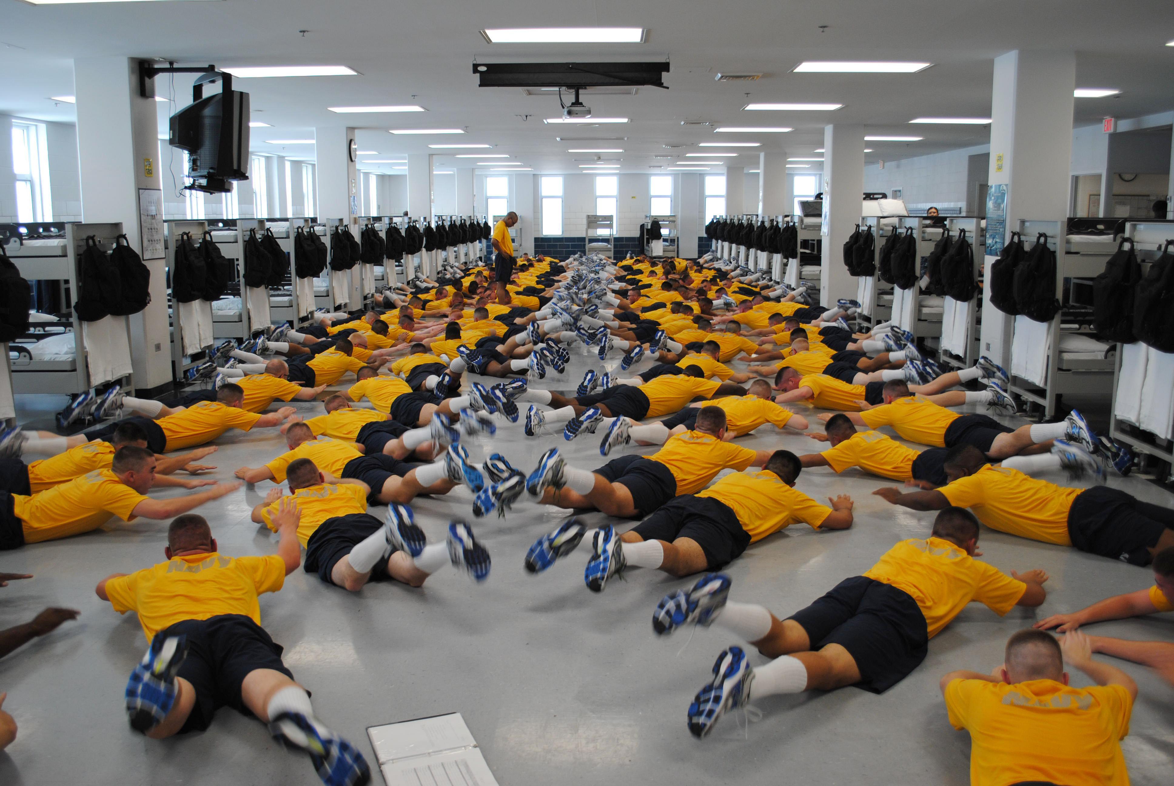 Skip your next PRT — new rules reward fit sailors