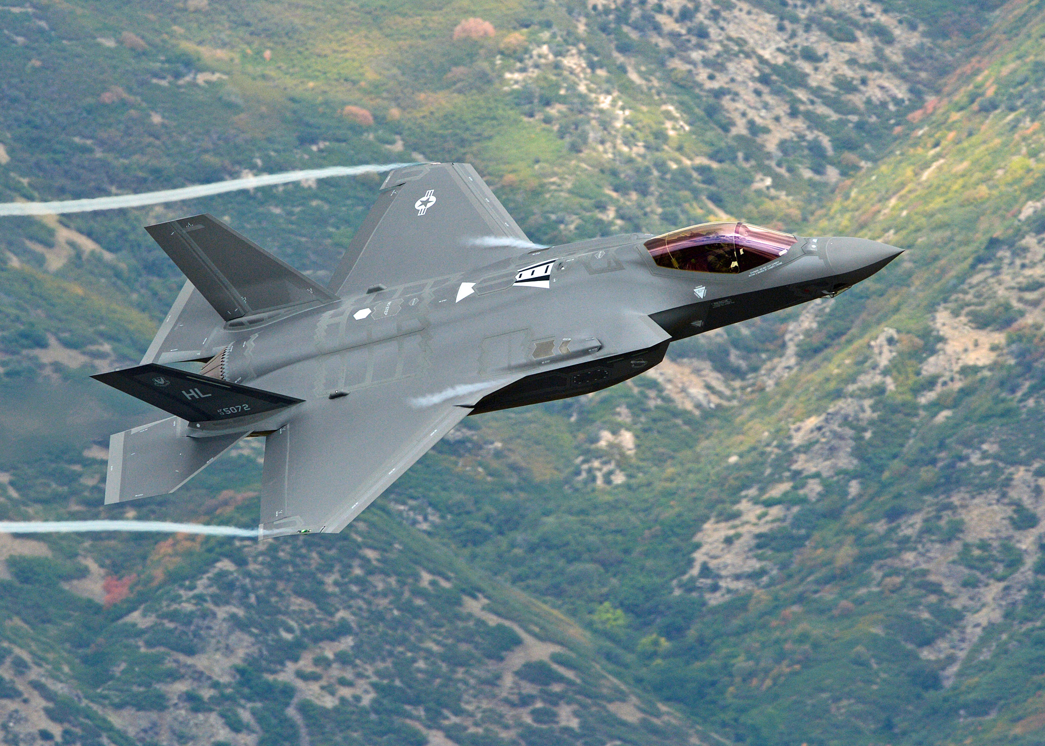 Danish audit agency questions data for F-35 purchase