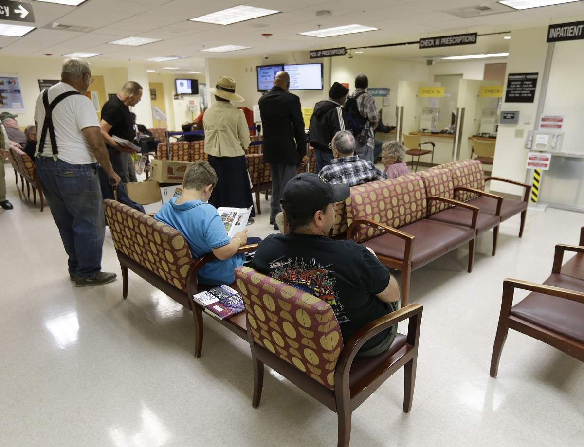 VA's next big problem: Key health care program is running out of money again