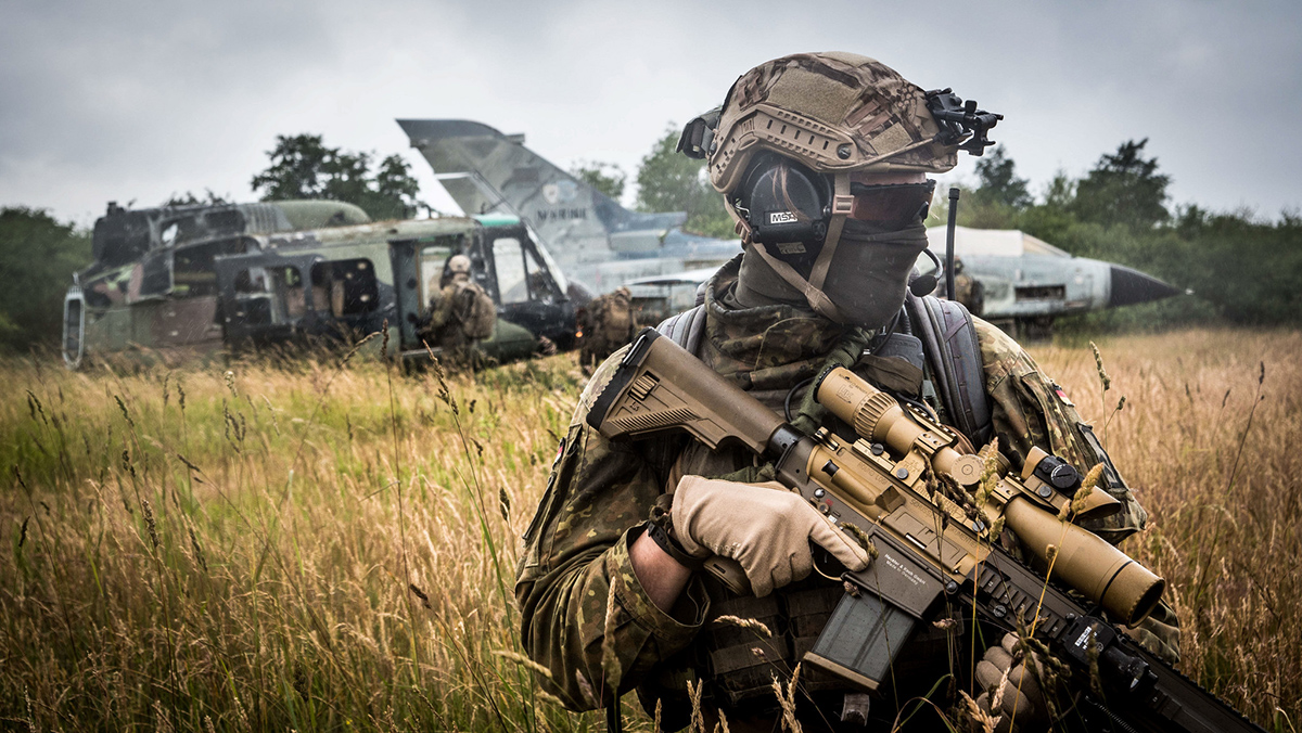 NATO allies defend military spending amid Trump criticism