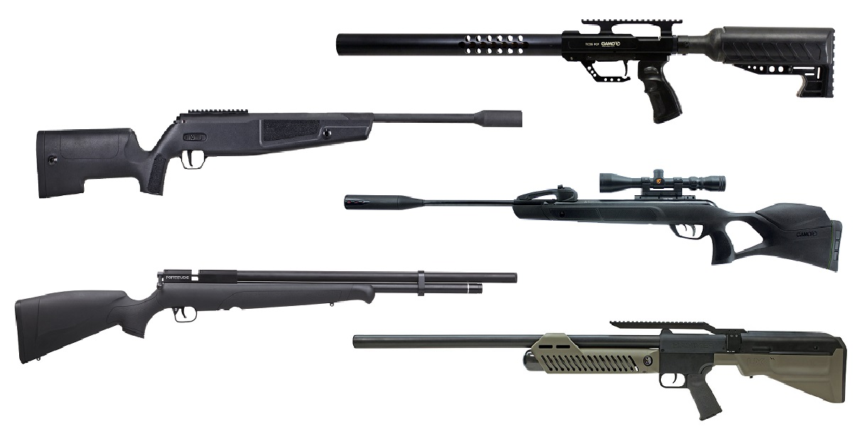 Air rifles: 5 top models new for 2018