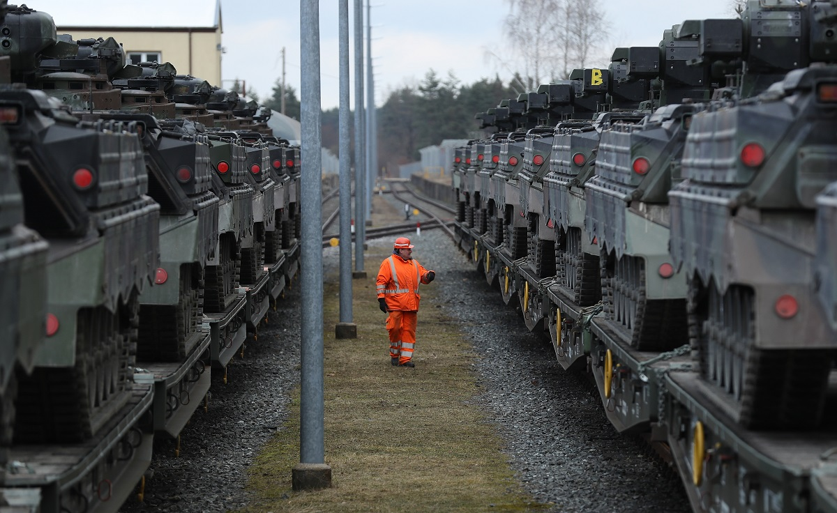 Boom or bust? German industry sizes up Euro-defense potential