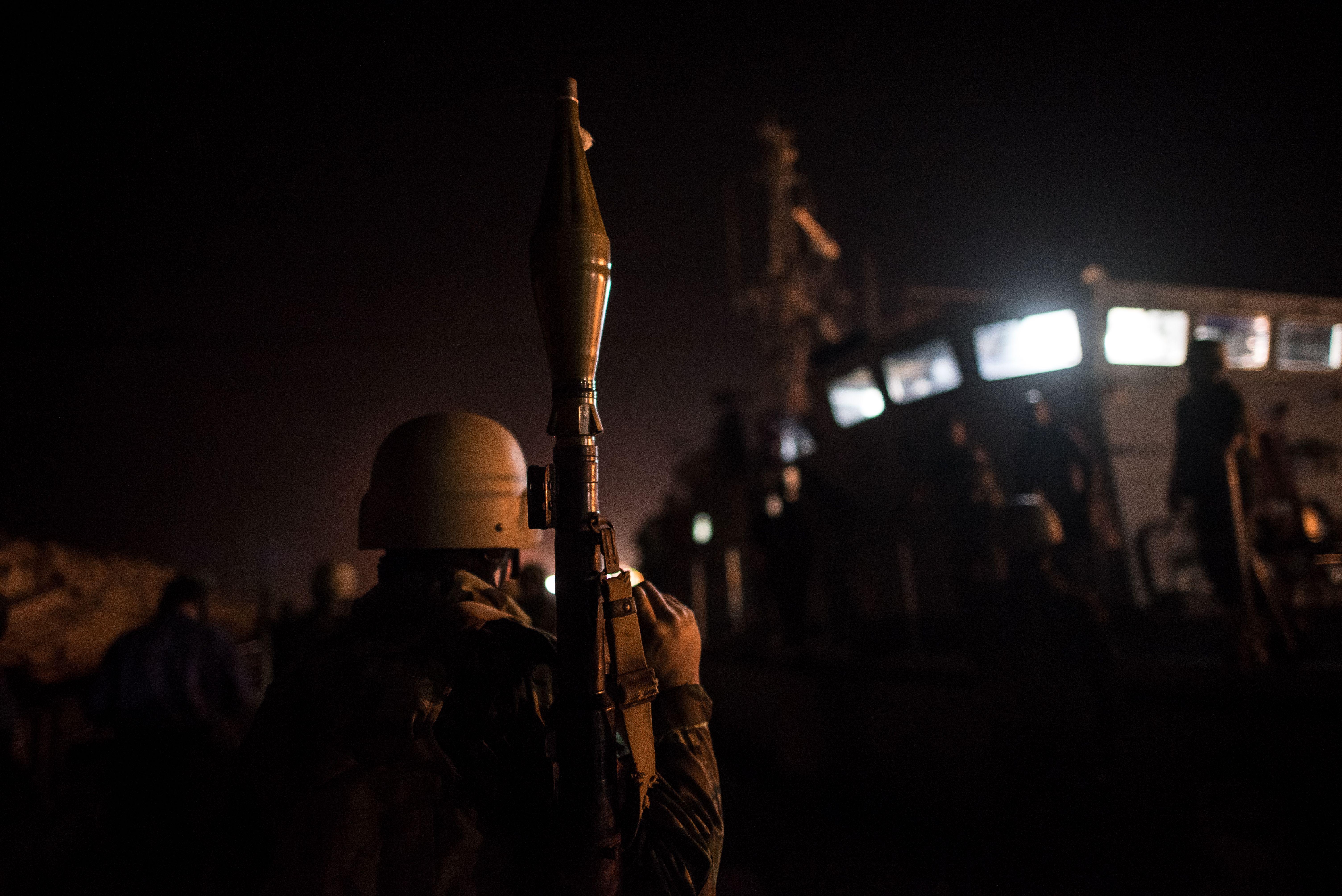 Plan to halt migrant flow from Libya unravels amid militia fighting