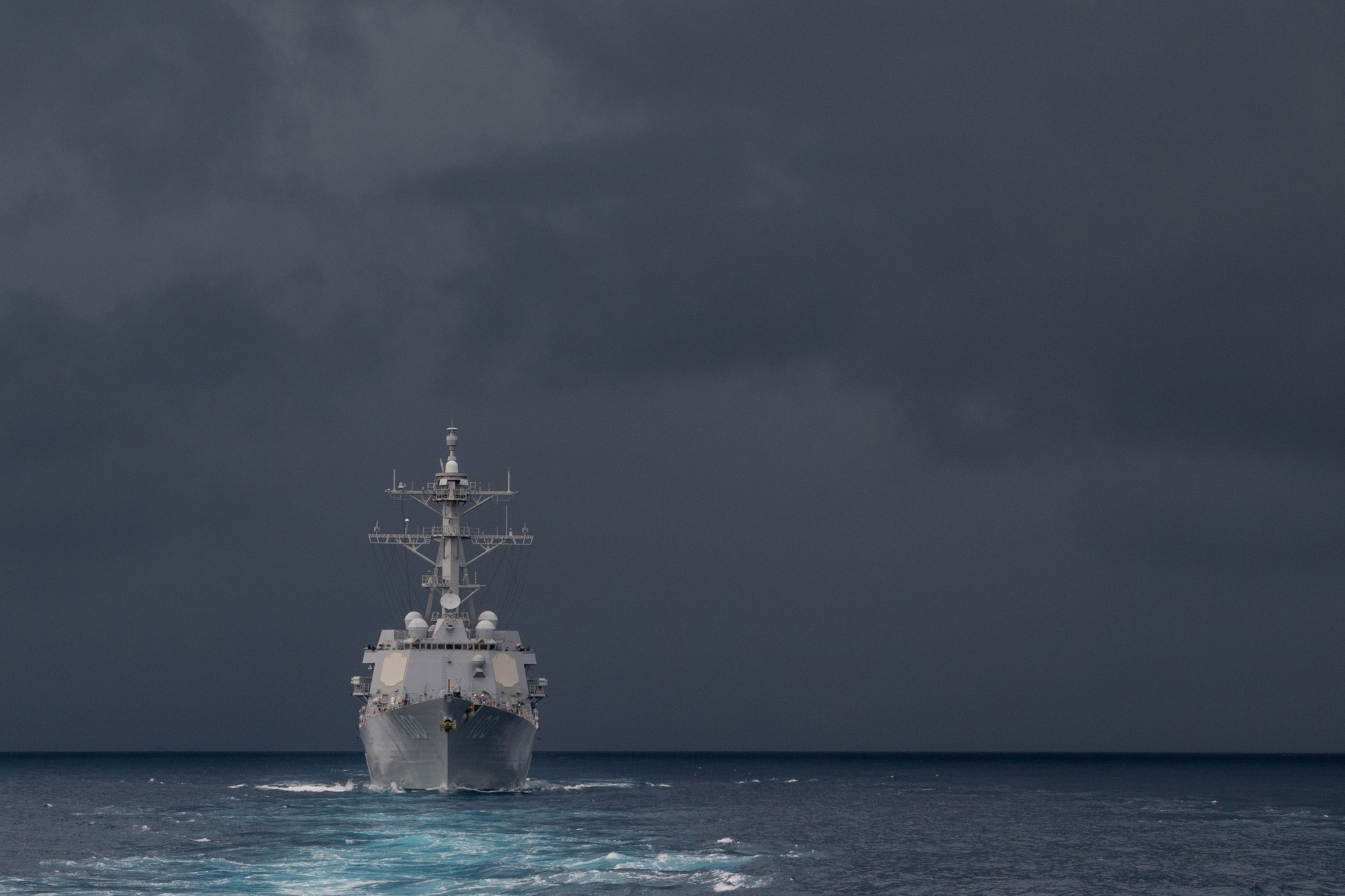 US moves to justify sail-by operations in South China Sea
