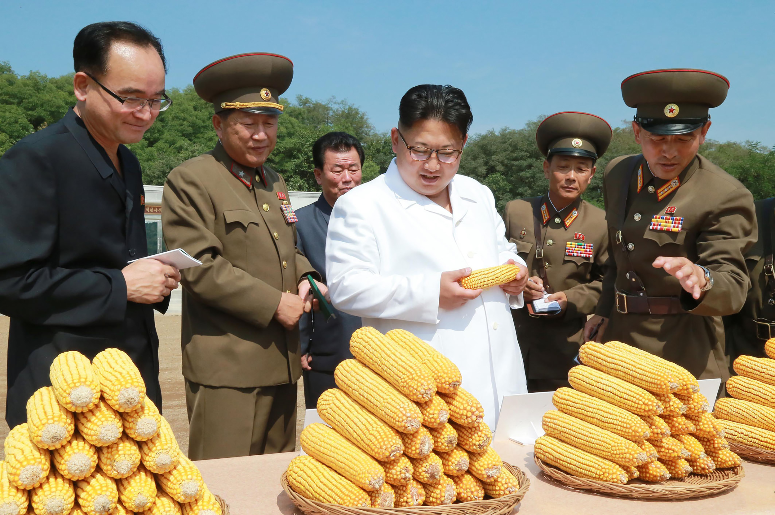 Nuclear tests or corn harvests? Making sense of North Korea satellite imagery