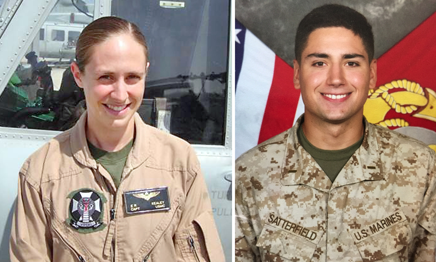 Investigation: Faulty filter cover, pilot error caused fatal Marine helicopter crash