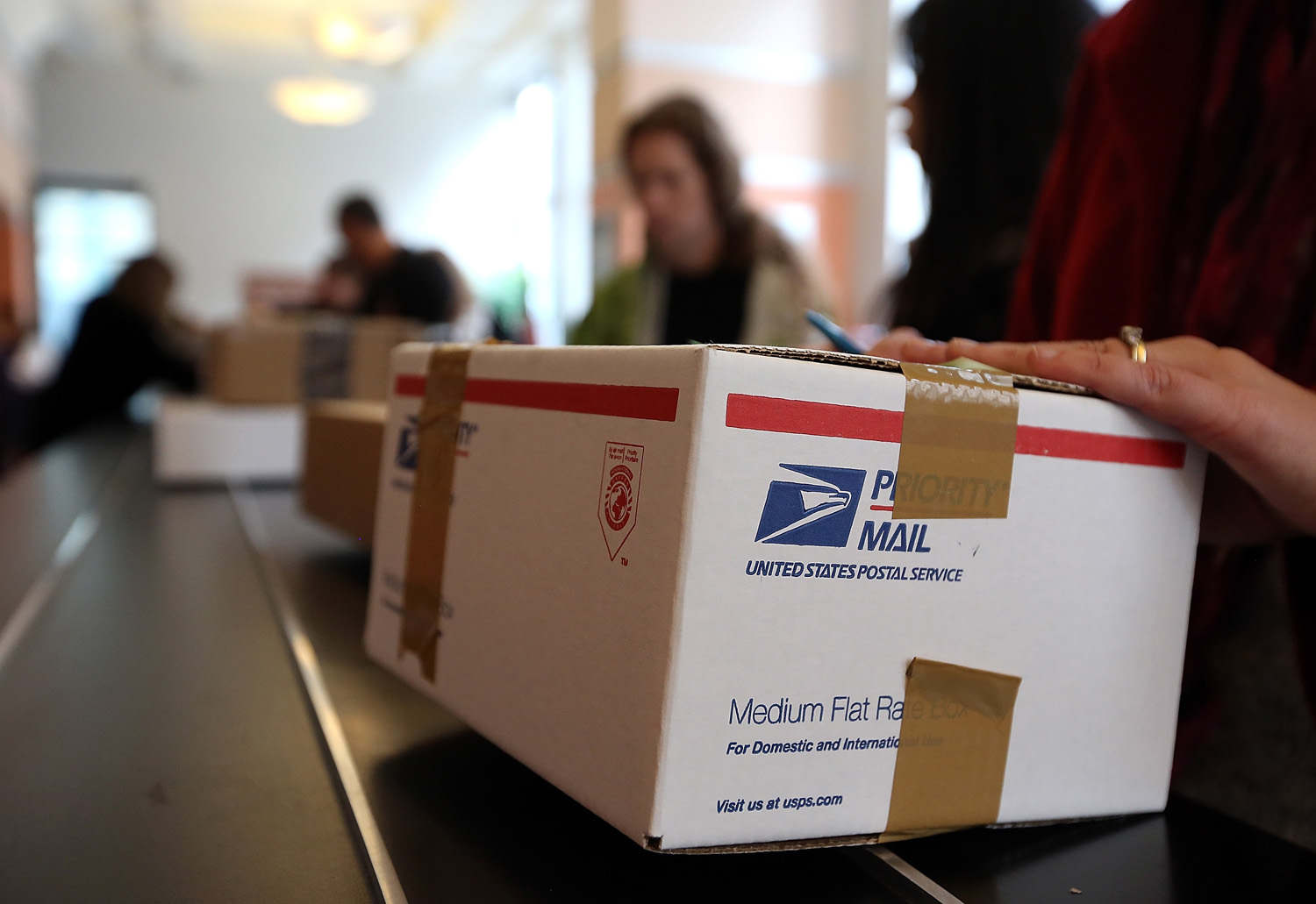Image result for Express Mail and Packaging Services