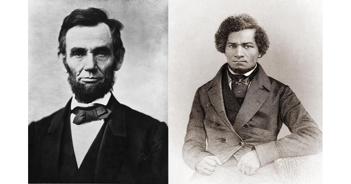 Frederick Douglass' unannounced visit to Lincoln's White ...
