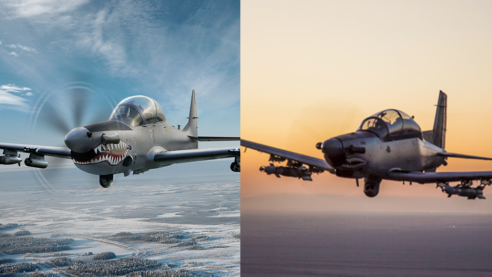 US Air Force kills combat demo for light attack aircraft