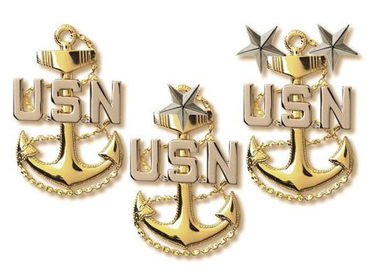 Chief petty officer continuation board results announced