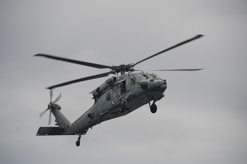 Mexico plans to buy eight MH-60R Seahawks, produced by Sikorsky. (Mass Communication Specialist 3rd Class Arnesia McIntye)