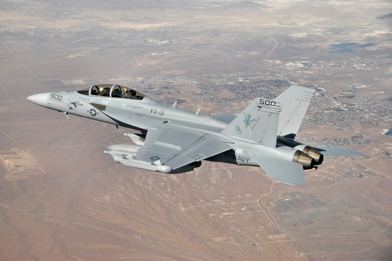 The Navy has awarded $27 million in contract extensions to two companies working to demonstrate a proof of concept for the service's next phase of its premier airborne electronic warfare system.