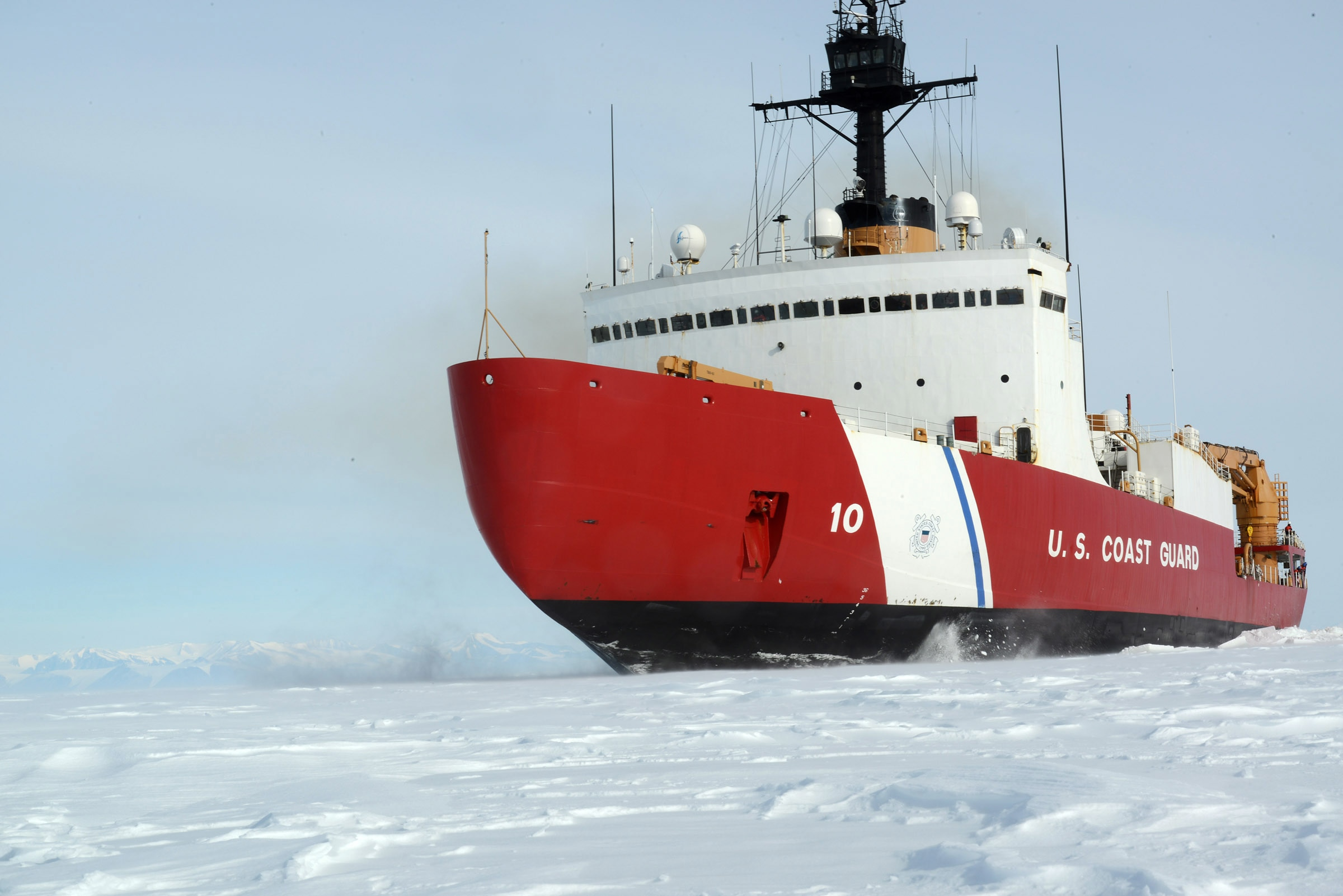 US Coast Guard to release new heavy icebreaker RFP