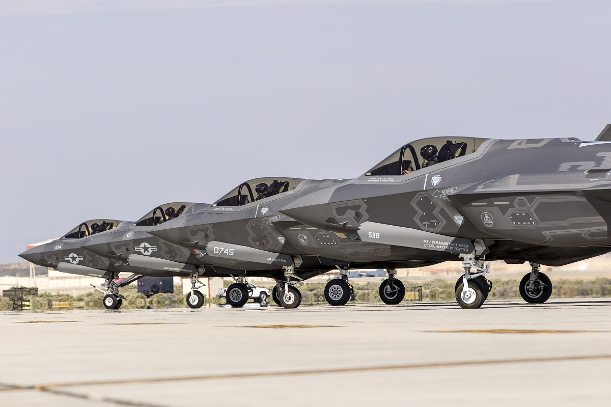 The F-35 may be heading into its faceoff with the A-10 this April