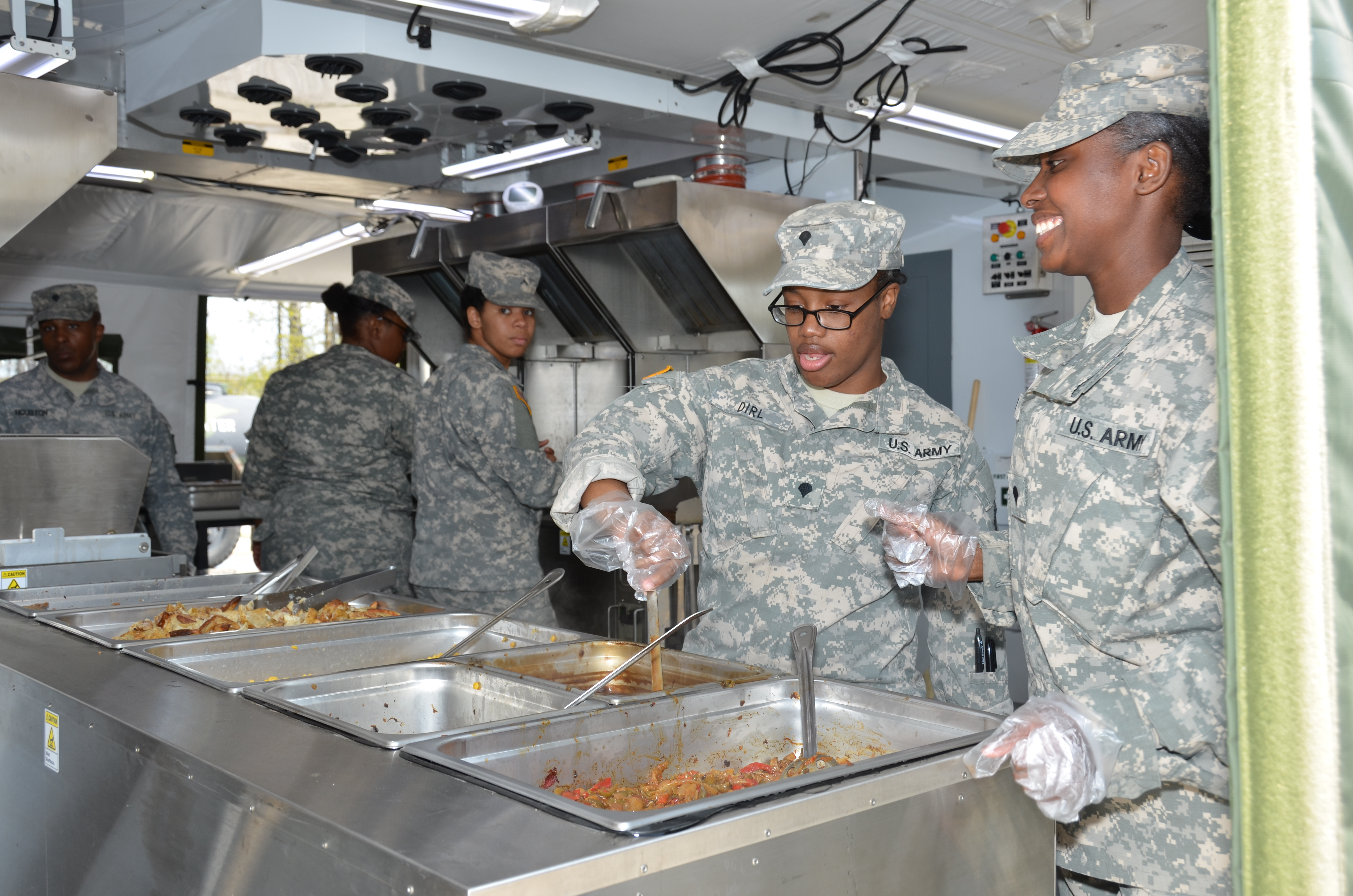 Army Kitchen Equipment