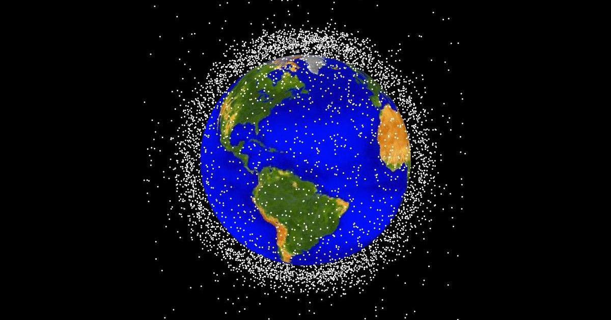 Trump signing directive to clean up space junk