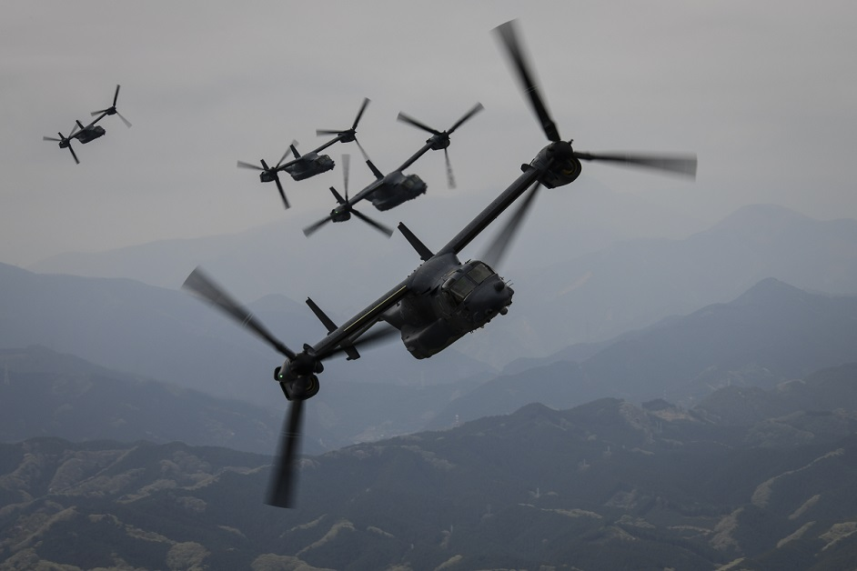 US Navy, Marine Corps order dozens of Osprey aircraft in $4.2B deal